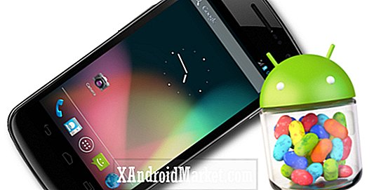 Samsung Galaxy Nexus får Android 4.1 Jelly Bean i Canada