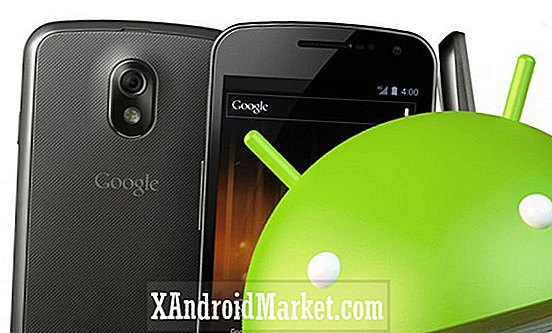 Android 4.2.1 opdatering ruller ud til canadiske Galaxy Nexus