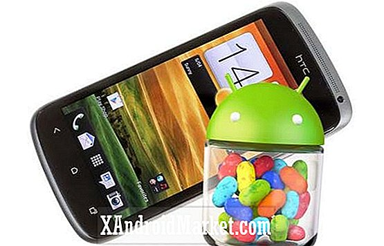 Telus HTC One S får Android 4.1 Jelly Bean uppdatering