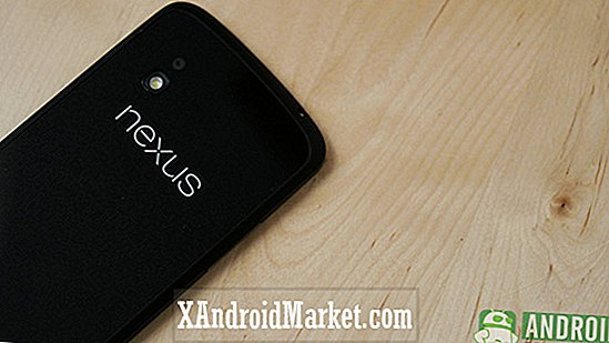 Nexus 4 overskrift til WIND Mobile den 4. februar