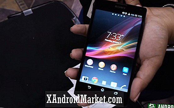Le Sony Xperia ZL arrive-t-il à Bell Canada le 2 avril?