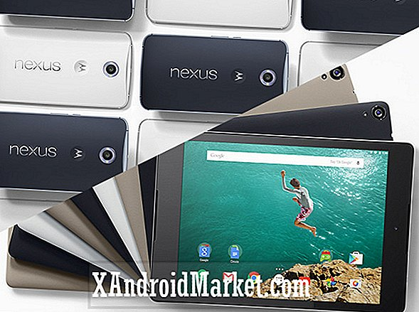 Deal: Din chance for at vinde en Nexus 6 og Nexus 9!