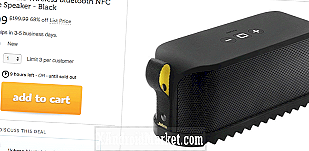 Deal Alert: Ta tak i Jabra Solemate Bluetooth Speaker fra Woot for $ 65