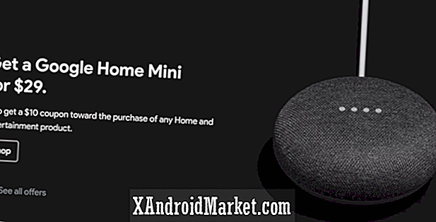 Vente Google Friday Black Friday en direct, Aubaines sur Home Mini, Chromecast, etc.