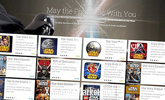 """Google en Amazon houden """"May the Fourth Be With You"""" Star Wars-verkopen"""