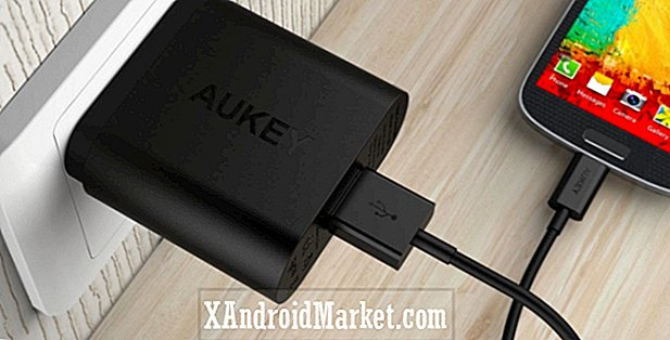 Deal: [Qualcomm Certified] Aukey Quick Charge 2.0 18W væg oplader til $ 8.99 fra Amazon