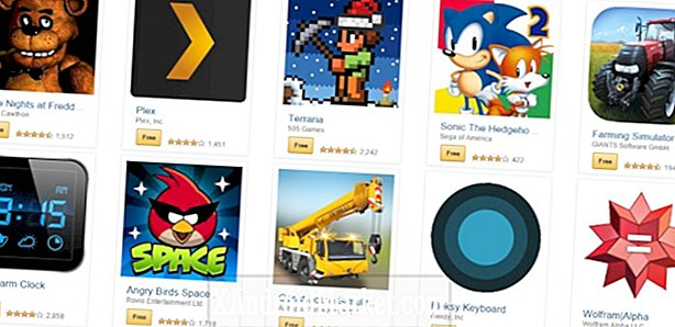 Amazon geeft $ 220 aan apps weg, waaronder Sonic The Hedgehog 2 en Wolfram Alpha