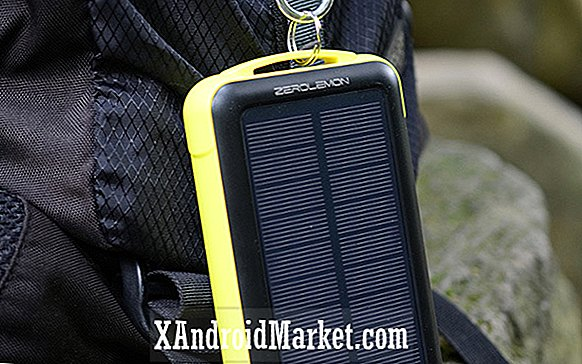 Deal: Hent en ZeroLemon SolarJuice 20000mAh batteripakke for bare 49,99 dollar (50% avslag)