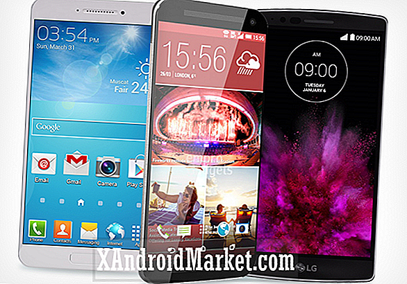 Kies je eigen Next-Gen Android-weggeefactie: G Flex 2, One (M9) of Galaxy S6!