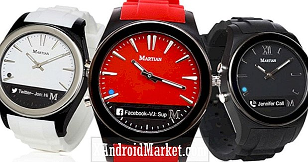Oferta: Martian Notifier Smartwatch por solo $ 29.99