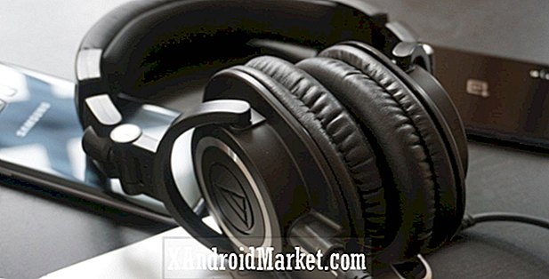 Deal: Audio Technica ATH-M50X skjermhodetelefoner for $ 99 sendt