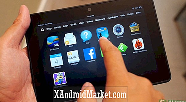 Deal: få en Kindle Fire HDX 7 16GB for $ 149