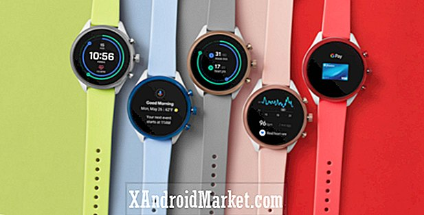 Deal: Fossil Sport smartwatch (med Wear 3100 chipset) er til salg for $ 179