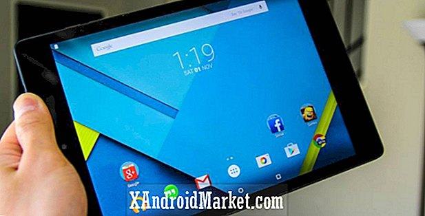 Deal: Hent en Nexus 9 for $ 100 fra Best Buy
