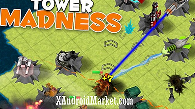[Freebie Friday] Få TowerMadness för 100% rabatt!