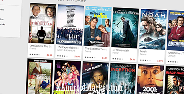 Oferta: Google Play Movies que ofrece Inception, The Matrix y más desde $ 4.99 (Actualizado)
