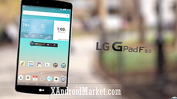 T-Mobile giver væk LG G Pad F 8.0 for Fars dag