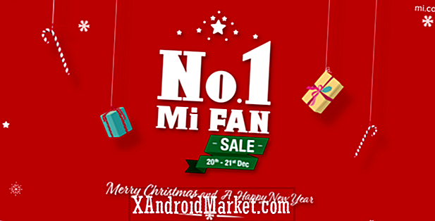 "Deal: Xiaomi's ""Non.  1 Fan Sale ""Remises Mi MIX 2, Édition spéciale Mi A1, Redmi Note 4 en Inde"