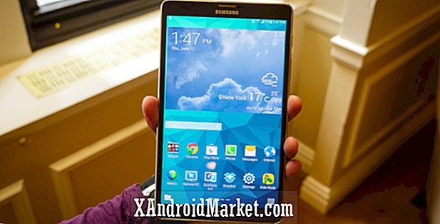 Galaxy Tab S 8.4 WiFi disponible por $ 279 en Amazon y Newegg