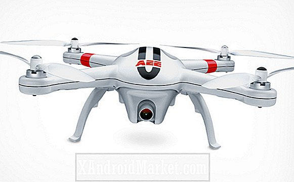 Deal: Hent Toruk AP10 Drone med HD-kamera for over $ 120 av