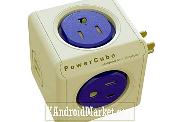PowerCube Outlet Expander för 17,95 dollar