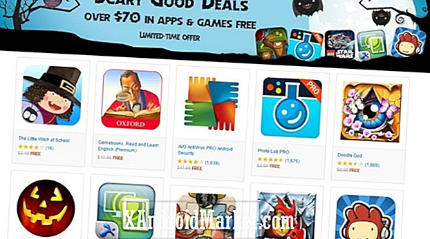 Amazon Halloween donne 70 $ d'applications gratuites