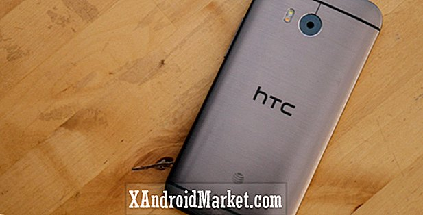 Deal: Ta en oppusset opplåset 32GB AT & T HTC One M8 for $ 270 fra eBay