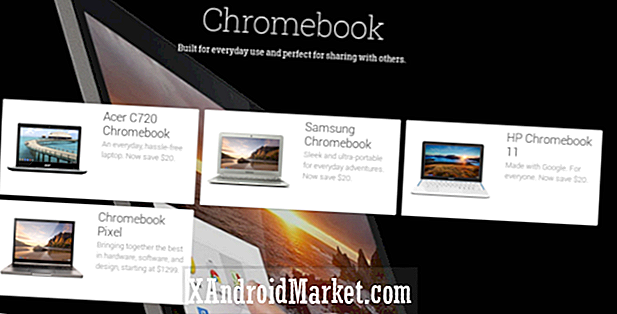 ¿Comprar un Chromebook?  Ahorre $ 20 ahora de Amazon, Best Buy y Google Play