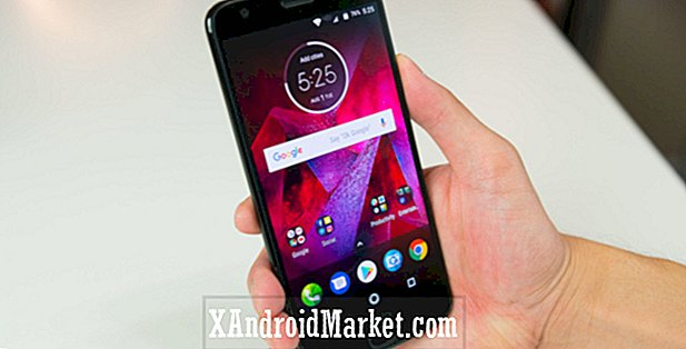 Deal: Motorola slashes AT & T varianten af ​​Moto Z2 Force til kun $ 300