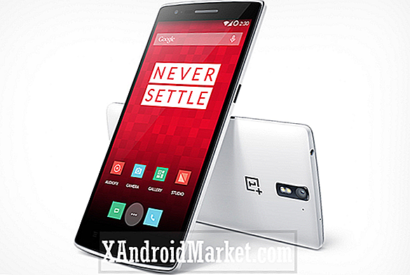 OnePlus One giveaway!  (Uppdatering: sista chansen)