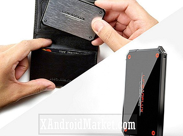 27% off Lithium Card power bank