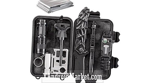 Prijsdaling!  10-in-1 Army Survival Kit