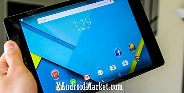 Amazon tilbyr for tiden Nexus 9 for $ 50 off