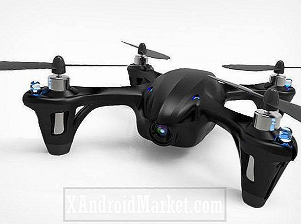 Over 50% Fra Limited Edition Black Hawk Drone (forudbestilling)