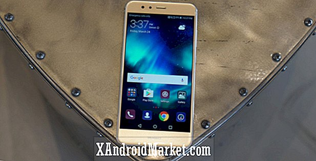 Huawei P10 Lite hands-on