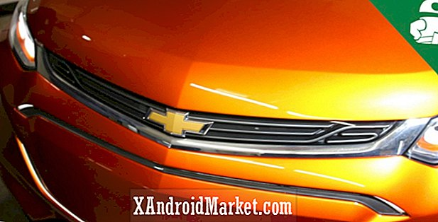 Interview met Chevrolet: Android-autoplan