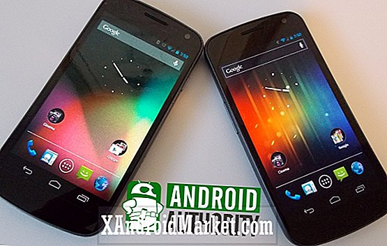 Android 4.0 Ice Cream Sandwich vs. Android 4.1 Jelly Bean videovergelijking