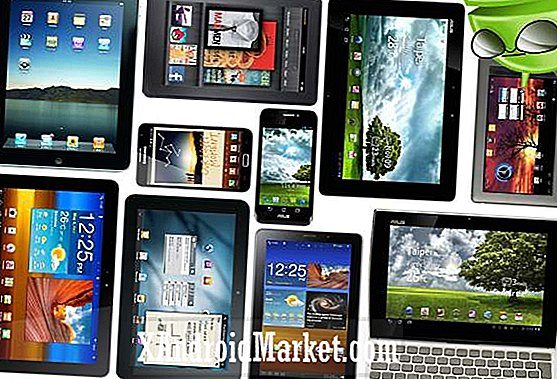 Etat de l'industrie mobile: tablettes