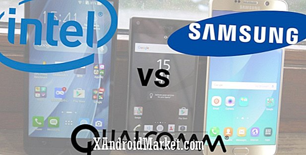 Qui fait le meilleur SoC: Intel vs Qualcomm vs Samsung