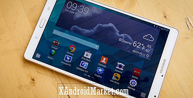 Samsung Galaxy Tab S 8.4: un an plus tard