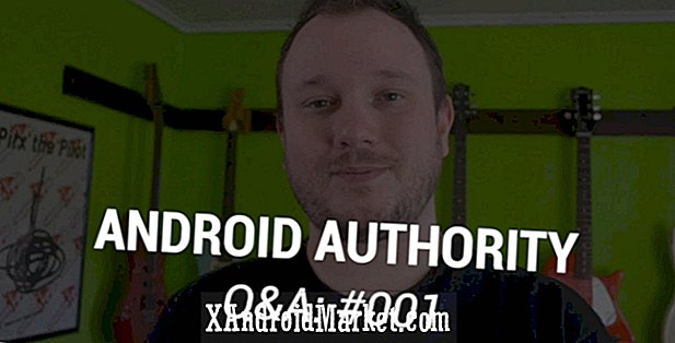 Android Authority Q & A # 001 - 5. juni 2013