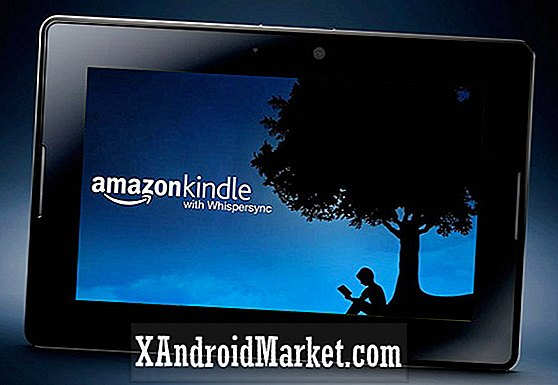Amazon Kindle Tablet Hands-on.  Details onthuld