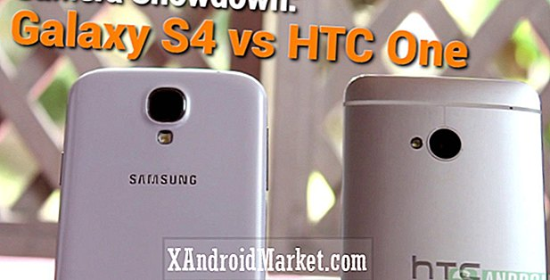 Galaxy S4 vs HTC One kamera sammenligning - Mega vs Ultra