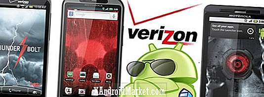 Den bästa Verizon Phone 2011