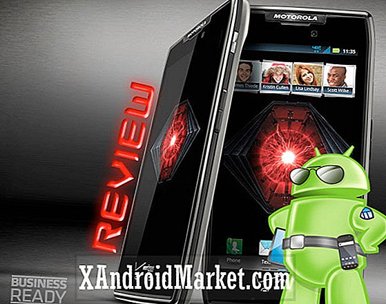 Exklusiv recension - Droid Razr Maxx recension [Video]