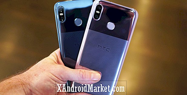 HTC U12 Life hands-on: Senaste chansen på livet