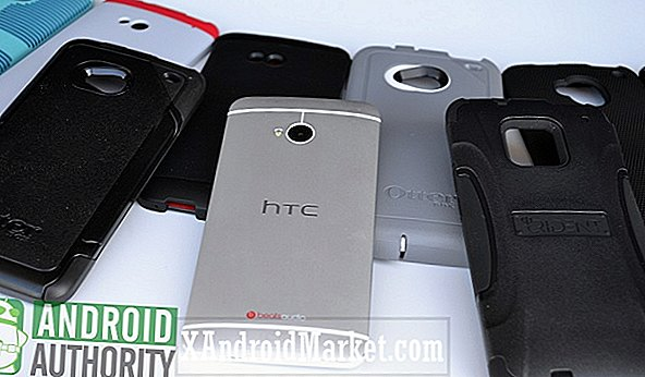 De bästa fallen till HTC One!  (Video)