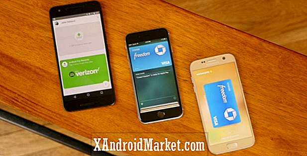Android Pay vs Apple Pay vs Samsung Pay: Pros y Contras