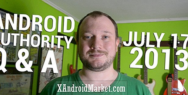 Android Authority Q & A - 17 juli 2013