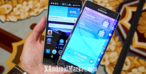 LG G Flex 2 vs Galaxy Note Edge: qui a la bonne idée?  (Sondage)